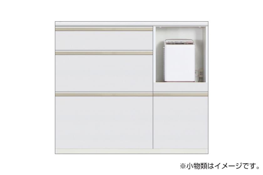 カウンター サイゼスト 105 ※奥行49cm(ホワイト)