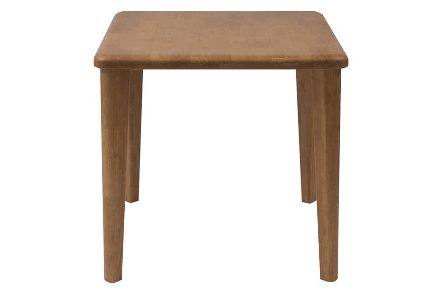 ダイニングテーブル CCM PLUS  90−75Z 4本脚(LBN)