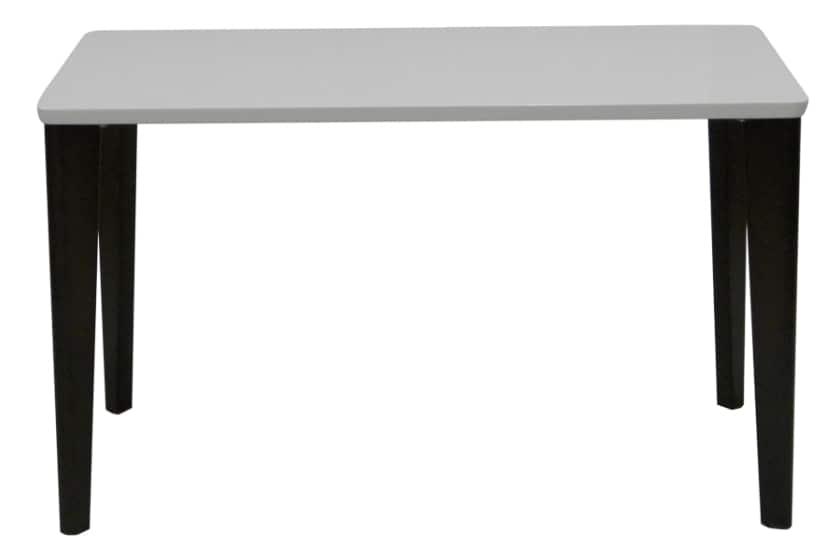ダイニング5点セット KID'S PLAN ラビオリ(天板WH・DBN)