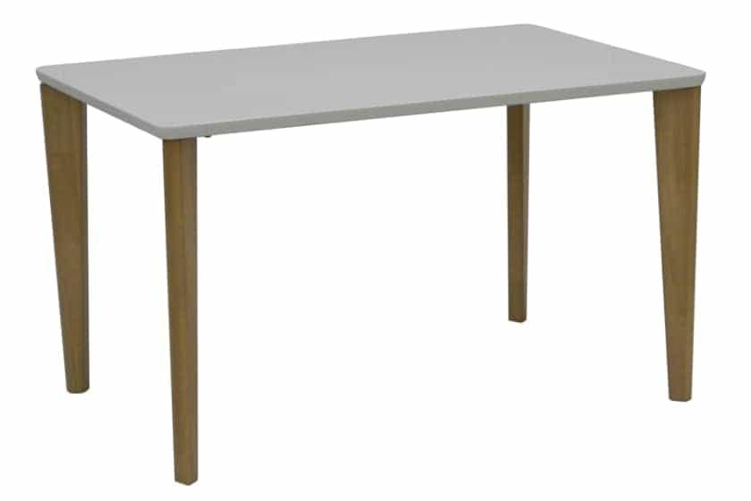 ダイニングテーブル KID'S PLAN ラビオリ 120DT(WH・LBN)