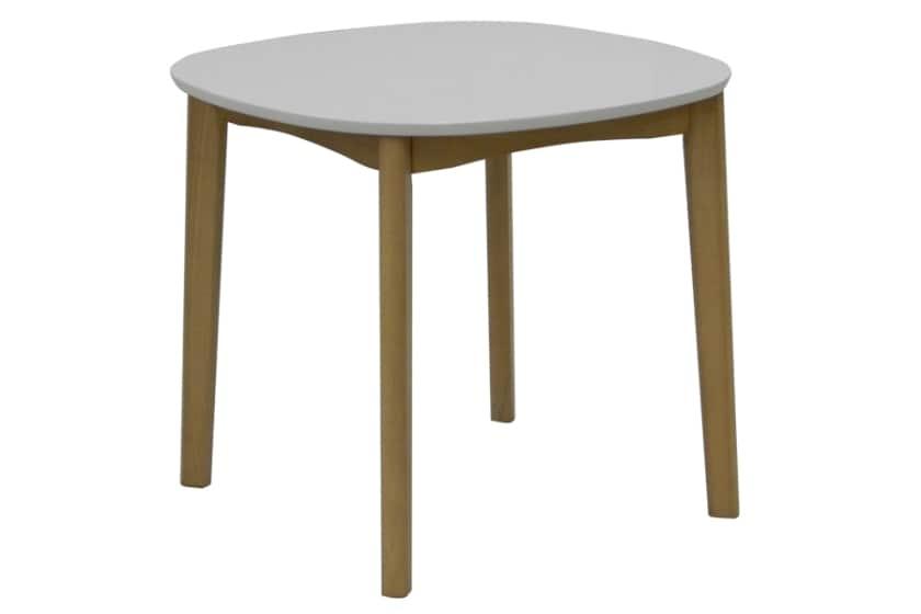 ダイニングテーブル KID'S PLAN ミネスト80DT(WH・LBN)