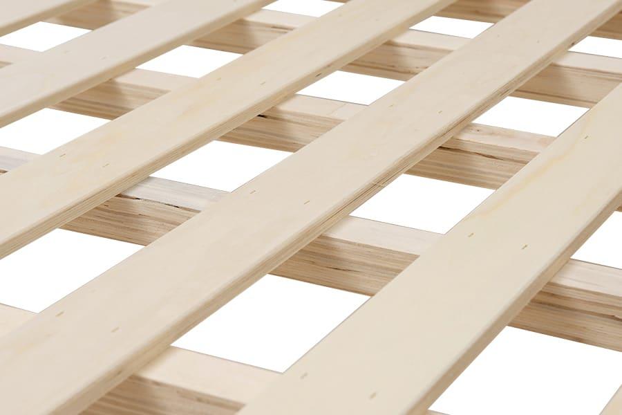 セミダブル畳ベッド  スミカ フラット ナチュラル