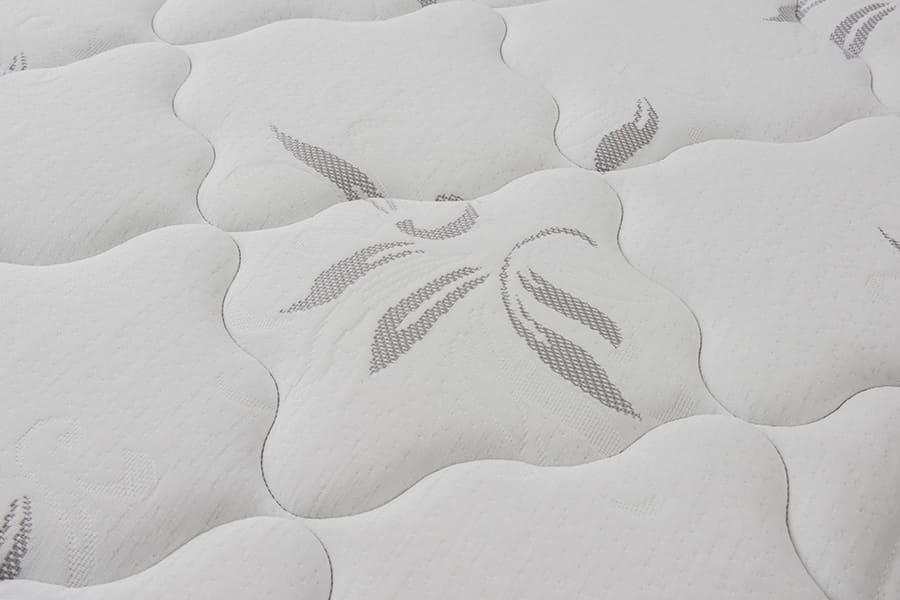 フランスベッド セミダブルマットレス シルバー1600SPL