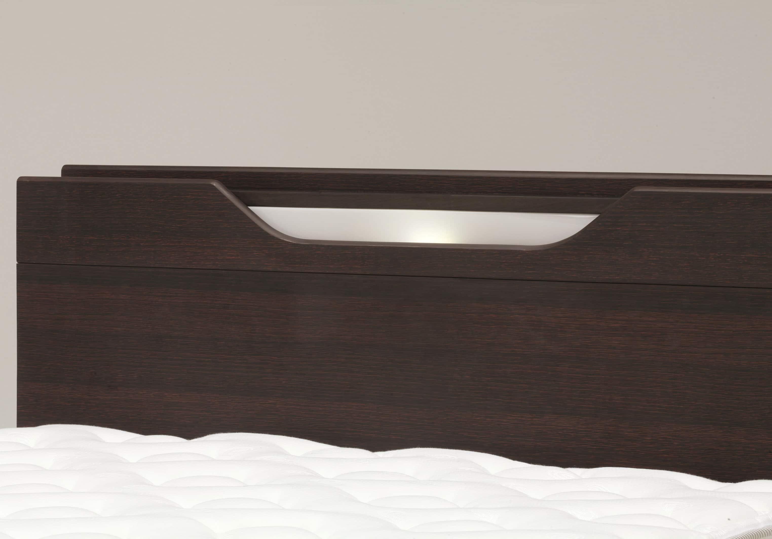 シングルベッド KK012 210 引出し/OU15S DBR