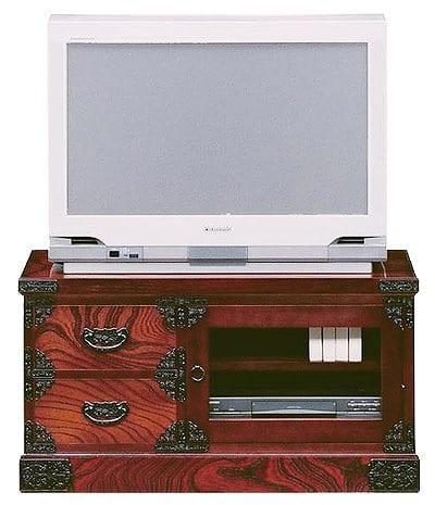吉野民芸 テレビ台:《伝統的な家具を追求し、現代の住空間にあわせた「吉野民芸家具」シリーズ》