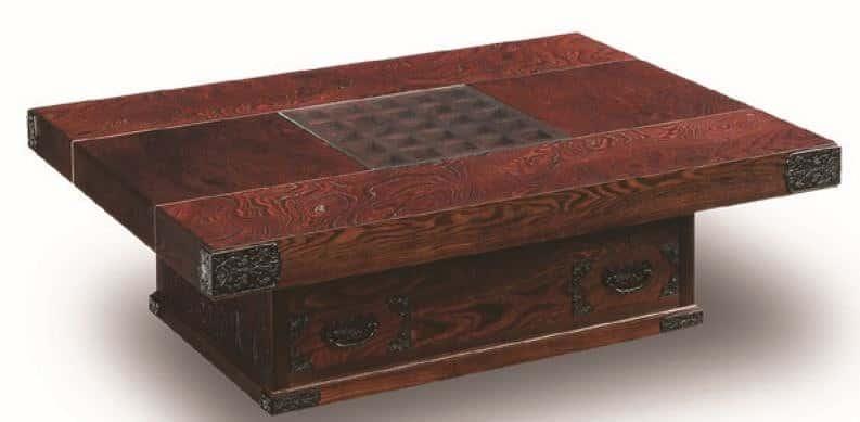 吉野民芸 座卓120cm:《伝統的な家具を追求し、現代の住空間にあわせた「吉野民芸家具」》