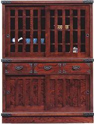 吉野民芸 水屋120cm