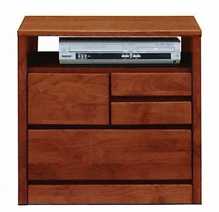 TVボード ティアラ 60-2(DBR):豊富なバリエーション 家電・小物類はイメージです。