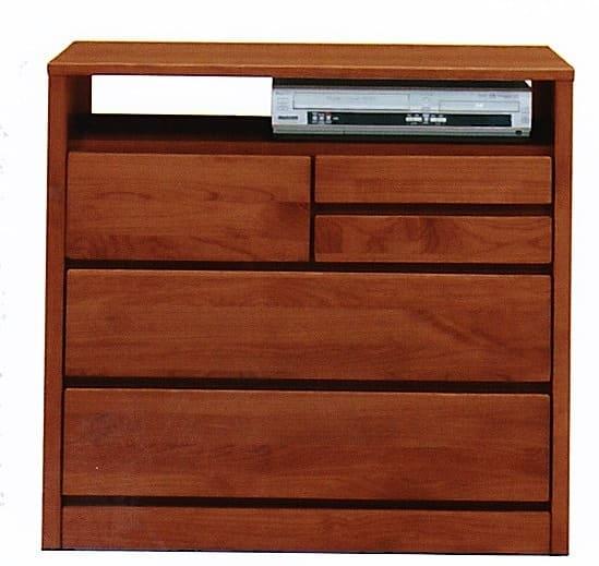 TVボード ティアラ 80-3(DBR):豊富なバリエーション 家電・小物類はイメージです。