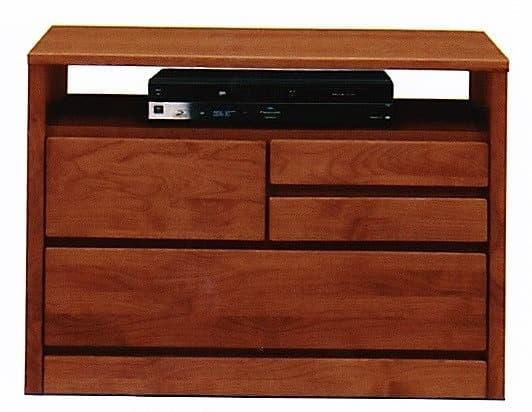 TVボード ティアラ 80-2(DBR):豊富なバリエーション 家電・小物類はイメージです。