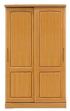 スライド洋服 エヴァ105 LBR:《高級感のある仕上がり「エヴァ」》