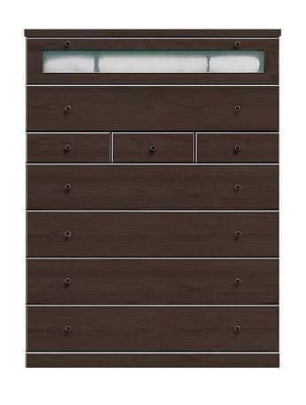 ハイチェスト エブリー4 100 DK:シンプルなフォルムにプラスαを加えた収納シリーズ