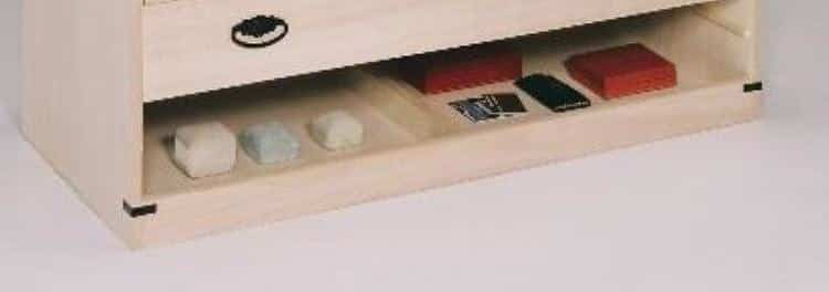 桐タンス 小袖 10段