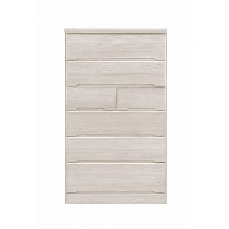 ハイチェスト マースト80-6 ホワイト:豊富なタイプ・サイズを3色でご用意