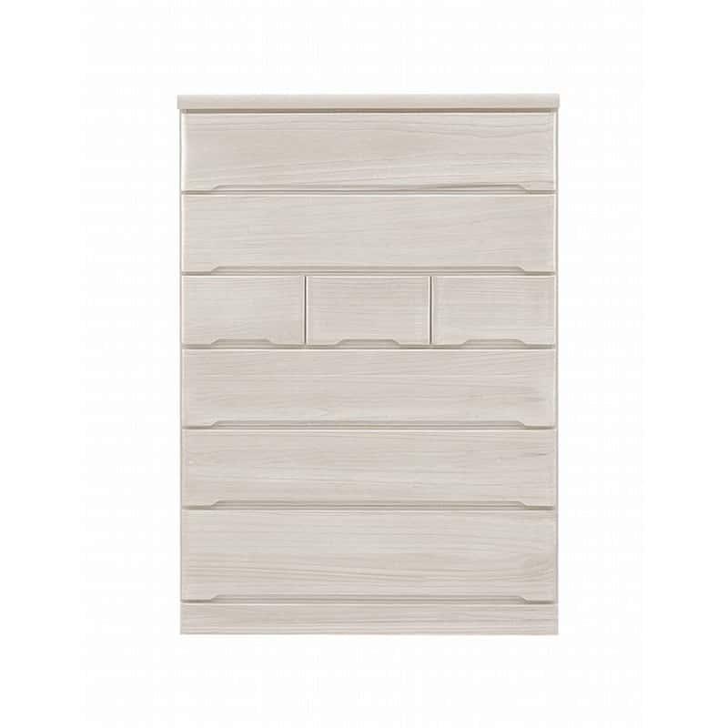ハイチェスト【重ね】 マースト100-6 ホワイト:豊富なタイプ・サイズを3色でご用意