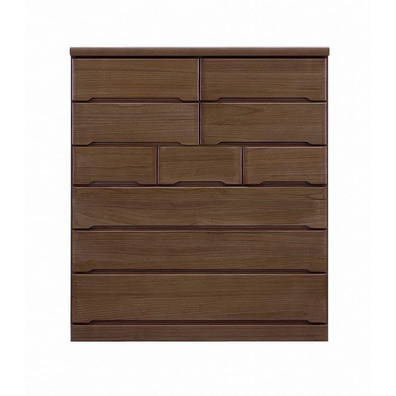 ワイドハイチェスト【重ね】 マースト120-6 ブラウン:豊富なタイプ・サイズを3色でご用意
