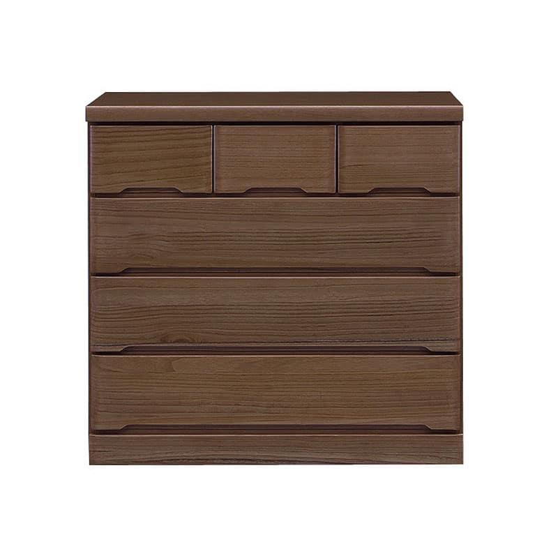 ローチェスト マースト100-4 ブラウン:豊富なタイプ・サイズを3色でご用意