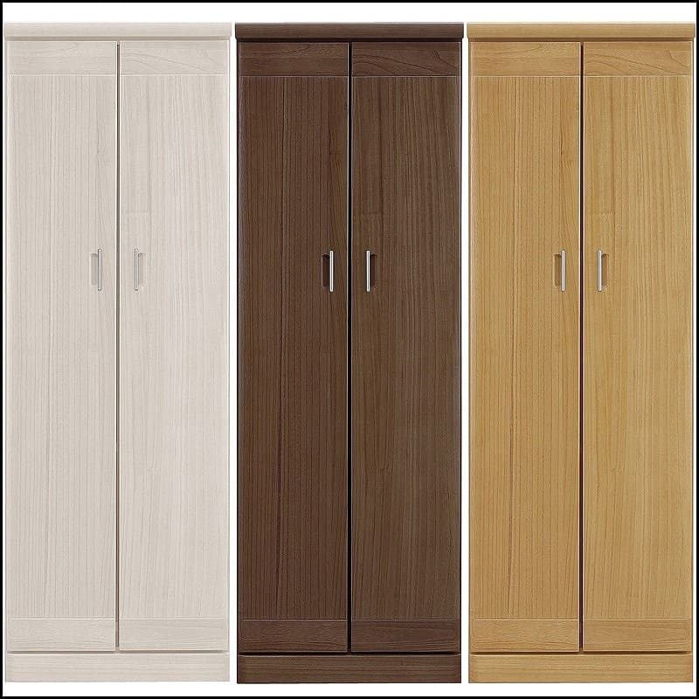 ワイドローチェスト マースト150-4 ホワイト:カラーは全3色からお選びいただけます。