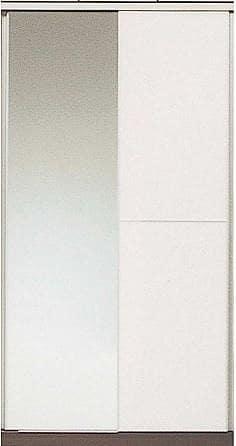 壁面収納 フォルテ1000収納 ゼブラWH:《ご自宅のスペースに合わせて組み合わせ》