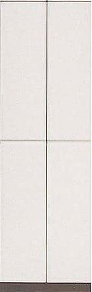 壁面収納 フォルテ600開き戸A棚板 ゼブラWH