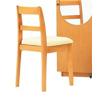 ドレッサーチェア スマート 椅子(サクラ)