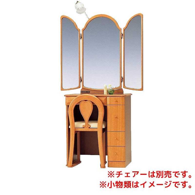 三面鏡 半三面デュエット(ナラ)