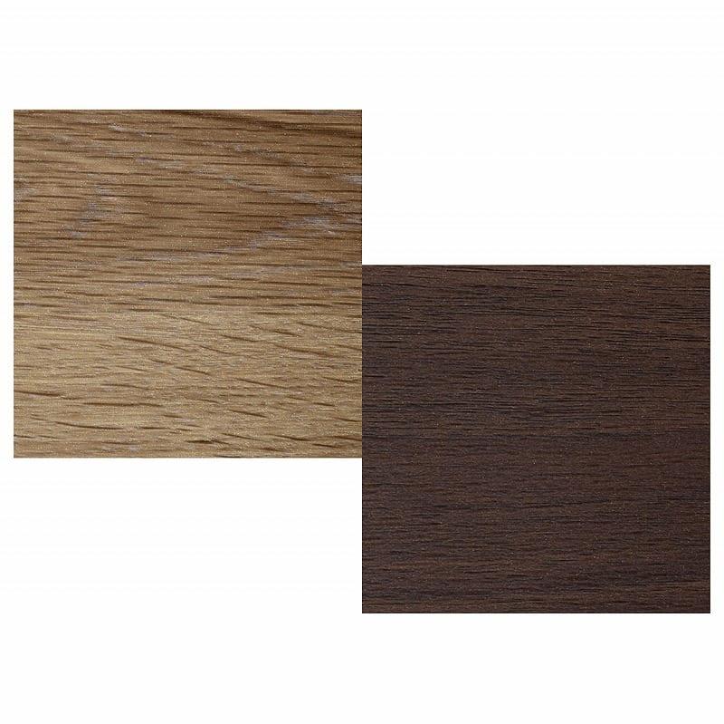 オプション棚板 ヴァリアス 棚板80 LBR:選べる2色