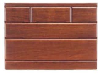 【ネット限定】ローチェスト 桐子353Bローチェスト:桐材を使用した整理たんすシリーズです