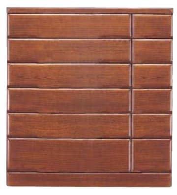 【ネット限定】ハイチェスト 桐子406重ね整理:桐材を使用した整理たんすシリーズです
