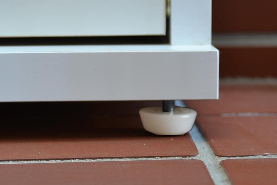 シューズボックス フラップタイプ  薄型木製シューズボックス ワイド4段 MK−904 ブラウン
