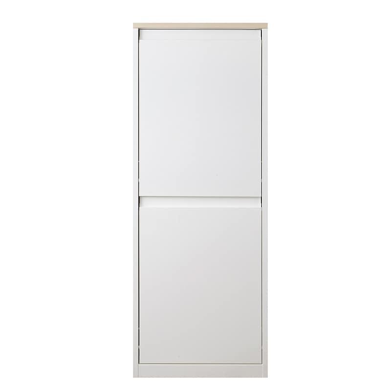 分別ダストボックス YY−WSB−42H縦2分別(大) WH:お部屋に馴染む、暖かみのある木目調の仕上がりです。