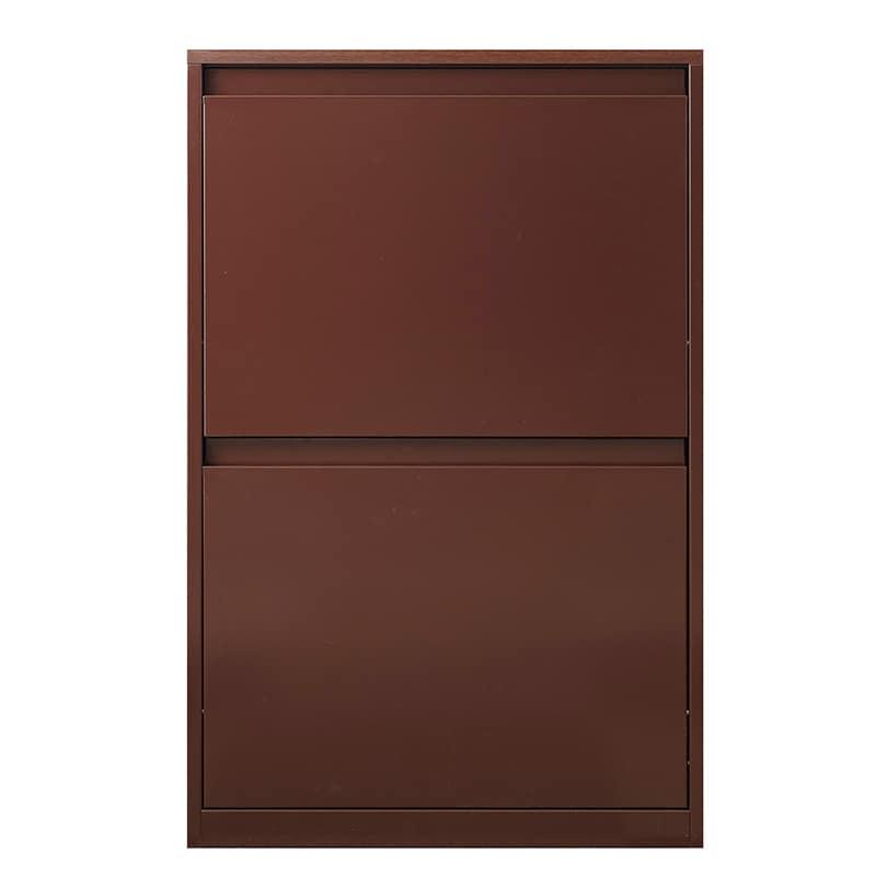 分別ダストボックス YY−WSB−60 4分別 BN:お部屋に馴染む、暖かみのある木目調の仕上がりです。