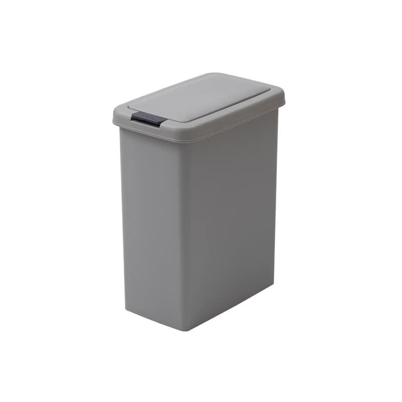 ダストボックス XA−26−1(26.5L×1個) グレー:【パモウナ用 食器棚用オプション品】