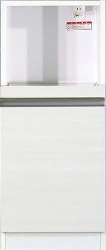 ダイニングボード パニーニ 下台40KB SKWH:◆腰を曲げずに作業がしやすい、96.5cmのハイカウンター