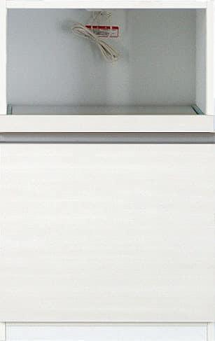 ダイニングボード パニーニ 下台60KB SKWH:◆腰を曲げずに作業がしやすい、96.5cmのハイカウンター