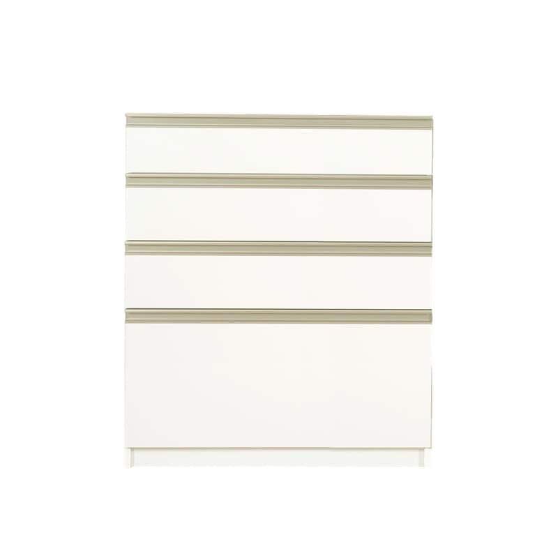 カウンターリンク 80H 引出ホワイト:ライフスタイルに合わせてアイテムをチョイス