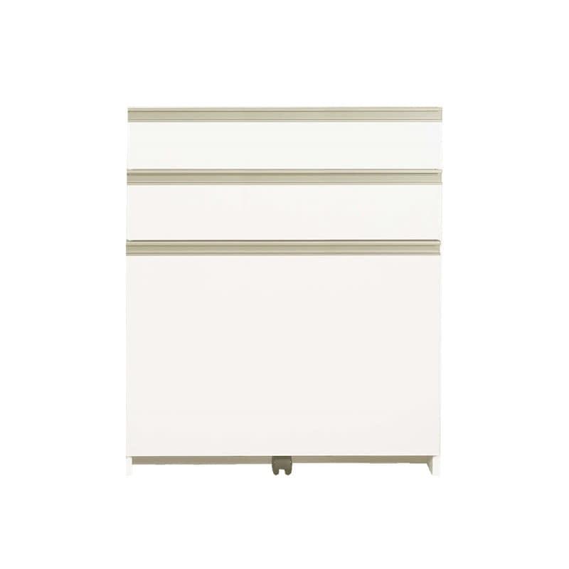 カウンターリンク 80P ペールホワイト:ライフスタイルに合わせてアイテムをチョイス