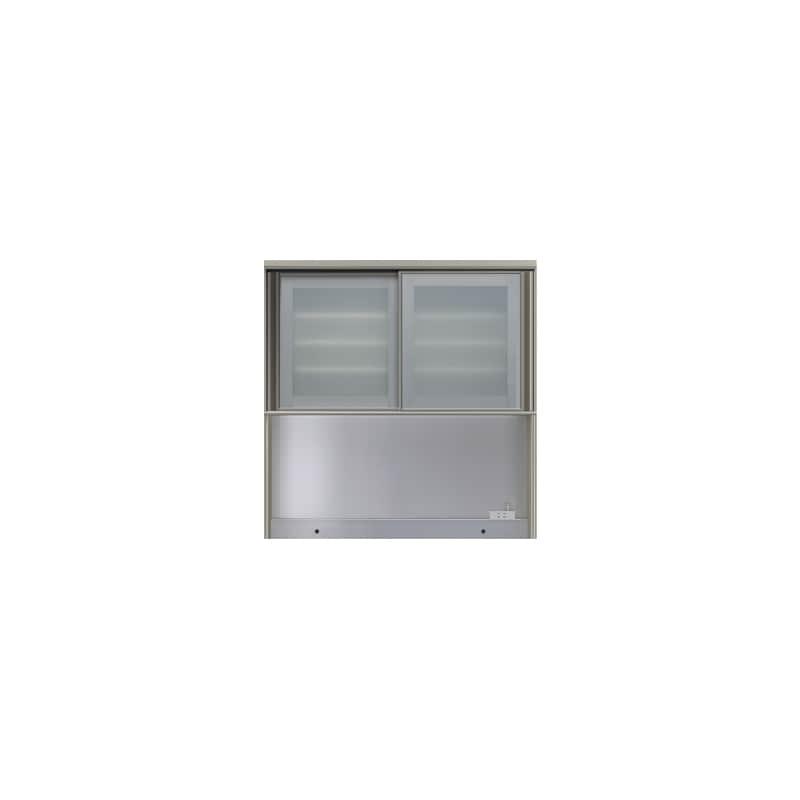 上台(オープン)SC−100R Wパールホワイト:《お客様の理想が詰まった食器棚「SCシリーズ」》