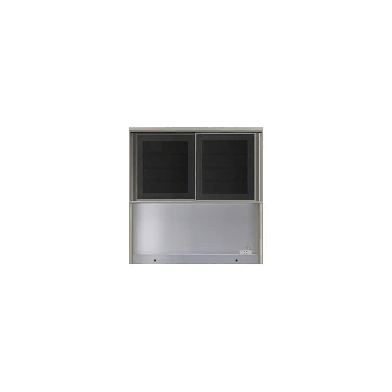 上台(オープン)SC−100R Bブラックグレイン:《お客様の理想が詰まった食器棚「SCシリーズ」》