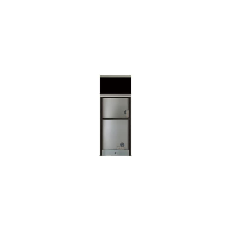 上台(家電収納)SC−47R Bブラックグレイン:《お客様の理想が詰まった食器棚「SCシリーズ」》