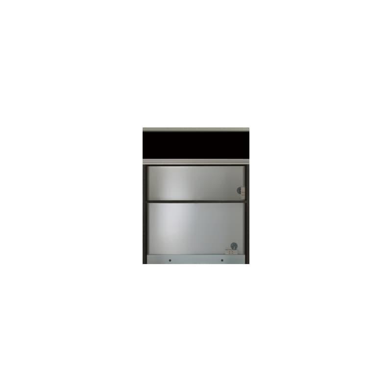 上台(家電収納)SC−87R Bブラックグレイン:《お客様の理想が詰まった食器棚「SCシリーズ」》