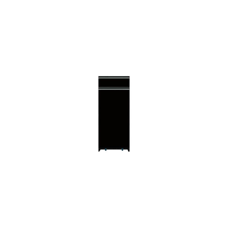 下台(カウンター付ストッカー)SC−44 Bブラックグレイン:《お客様の理想が詰まった食器棚「SCシリーズ」》
