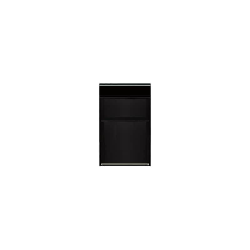 下台(オープンスペース)SC−62 Bブラックグレイン:《お客様の理想が詰まった食器棚「SCシリーズ」》