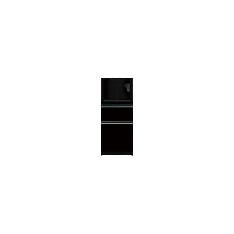下台(家電収納)SC−S41 Bブラックグレイン:《お客様の理想が詰まった食器棚「SCシリーズ」》