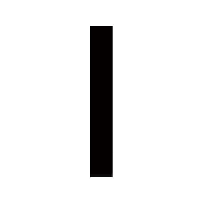 スリムストッカーSC−300 Bブラックグレイン:《お客様の理想が詰まった食器棚「SCシリーズ」》
