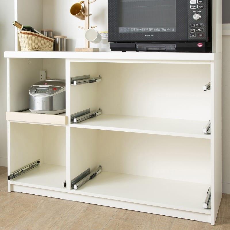 ダイニングボード PO−600K (W プレーンホワイト):オール内装化粧板