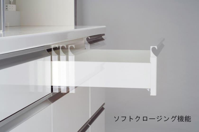 カウンター MO−1200R下台 (W プレーンホワイト)