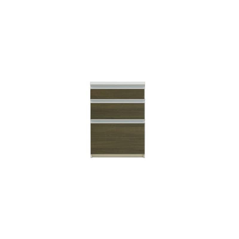 カウンター MO−600K下台 (C カカオチェリー):MOシリーズ