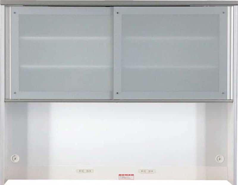 【上台】EXセレクト150オープン ホワイト:《ユニッ式トダイニングボード「EX SELECT」》