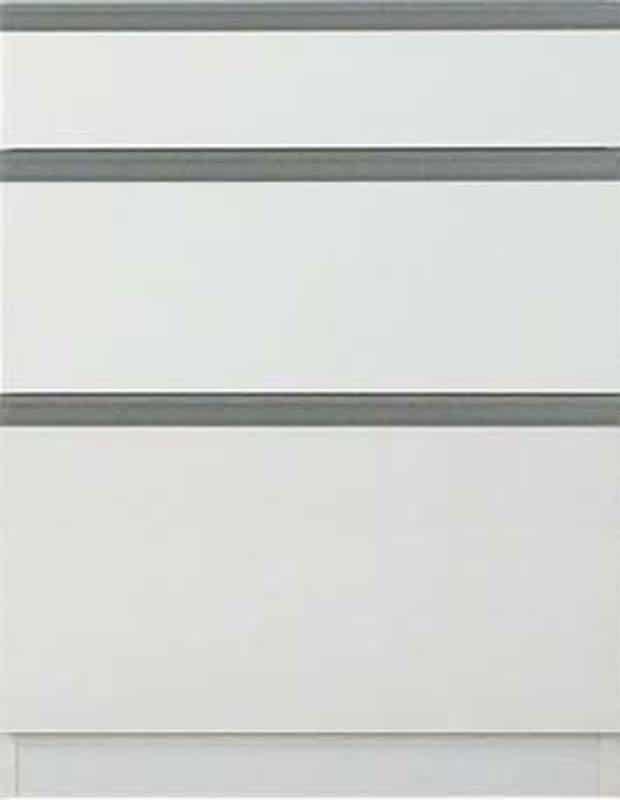 【下台】EXセレクト60引出し ホワイト:《ユニッ式トダイニングボード「EX SELECT」》